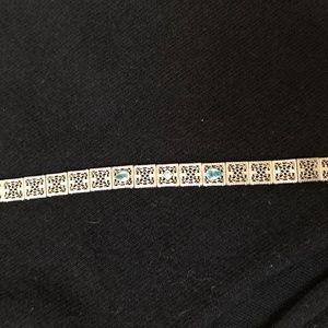 Jewelry - Vintage Art Deco Filigree Bracelet